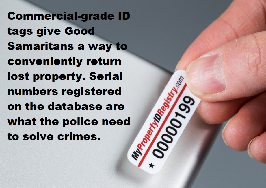 The ID Tags Are One Part of a Larger System