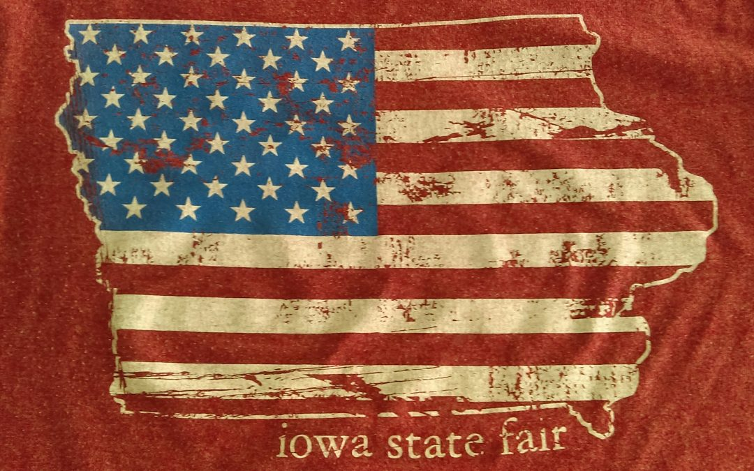 Made in USA! Made in Iowa!