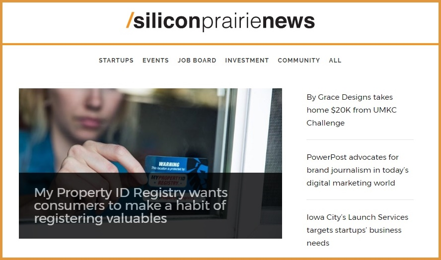 Silicon Prairie News publishes our story