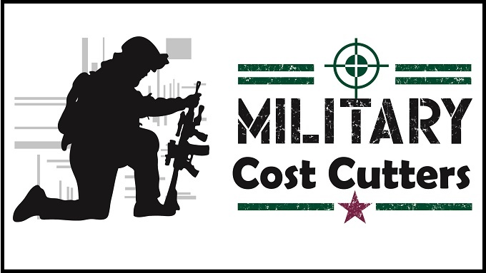 We Team up with Military Cost Cutters