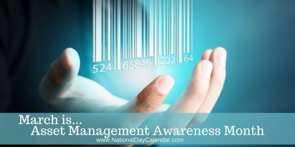 Asset Management Awareness Month