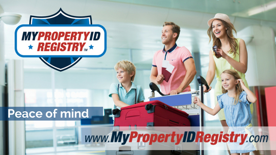 Summertime Peace of Mind with MyPropertyID