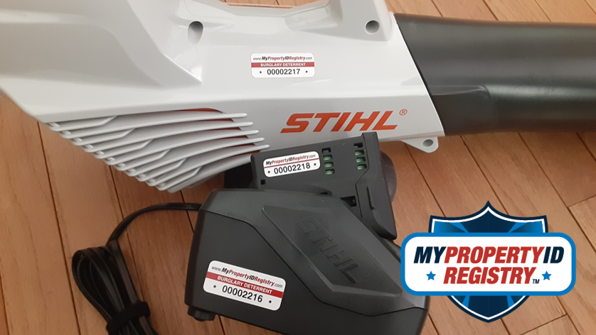Finding Your STIHL Serial Numbers