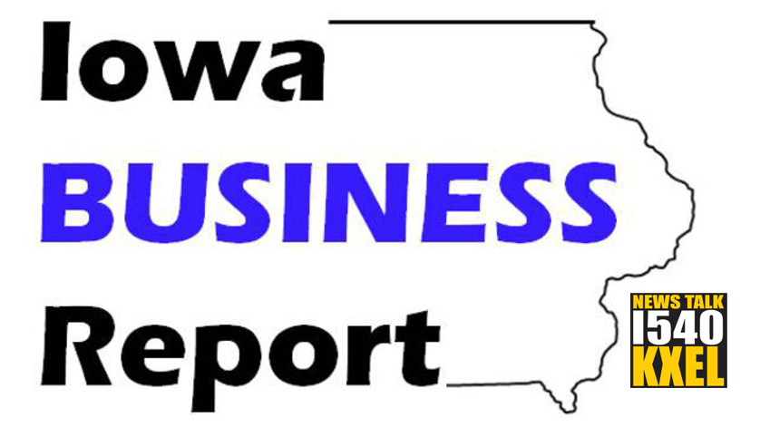 Iowa Business Report on KXEL