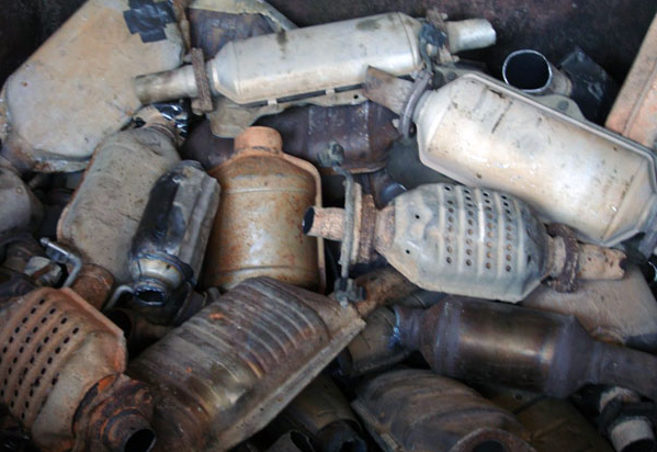 ISO for Catalytic Converters
